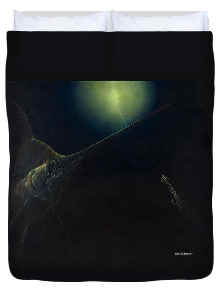 Broadbill Nights Duvet Cover