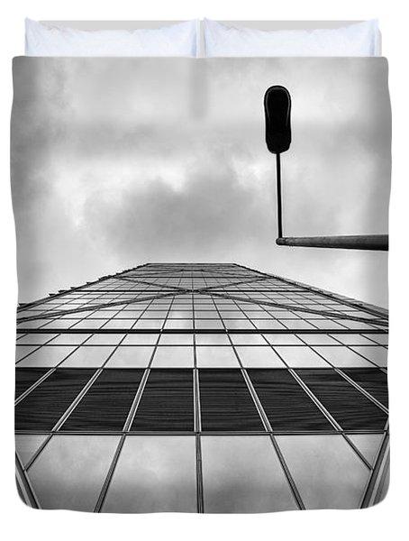 Broadgate Tower Duvet Cover
