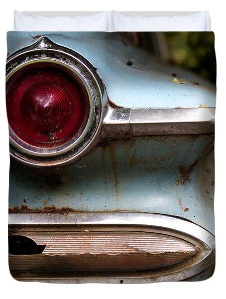 Broken Elegance Duvet Cover