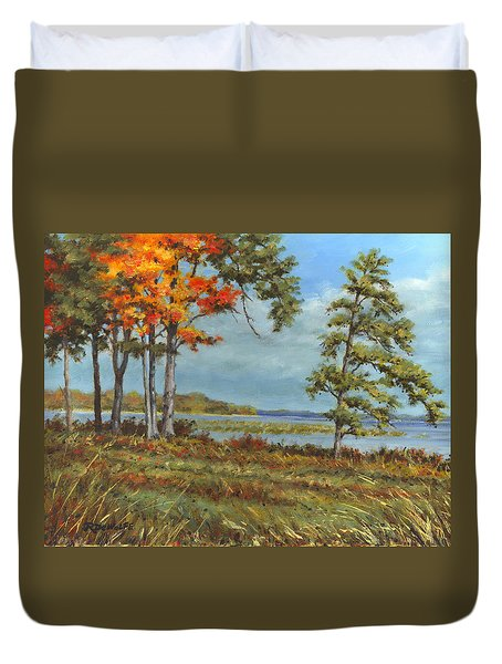 Browns Bay Duvet Cover