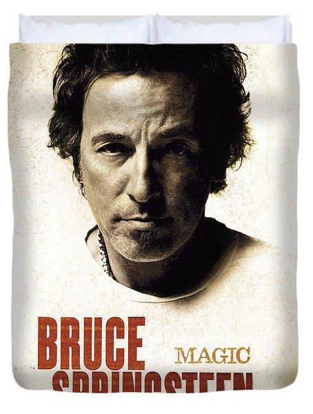 Bruce Duvet Cover