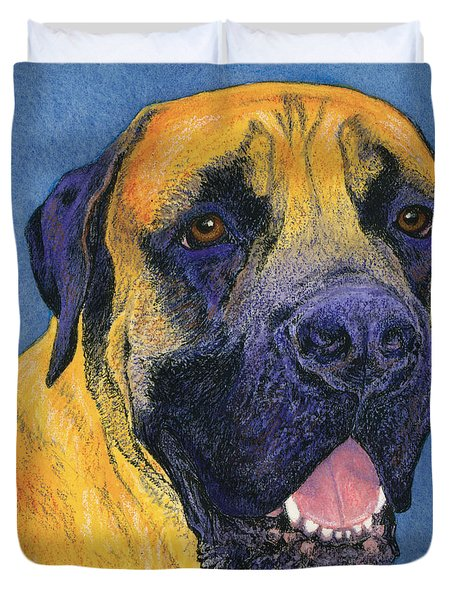 Brutus #2 Duvet Cover