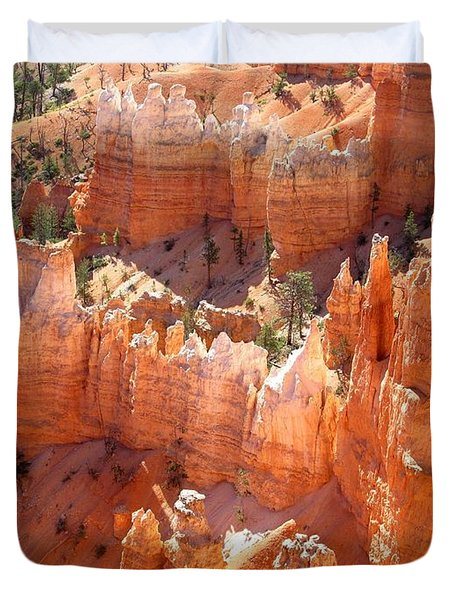 Bryce Canyon 138 Duvet Cover