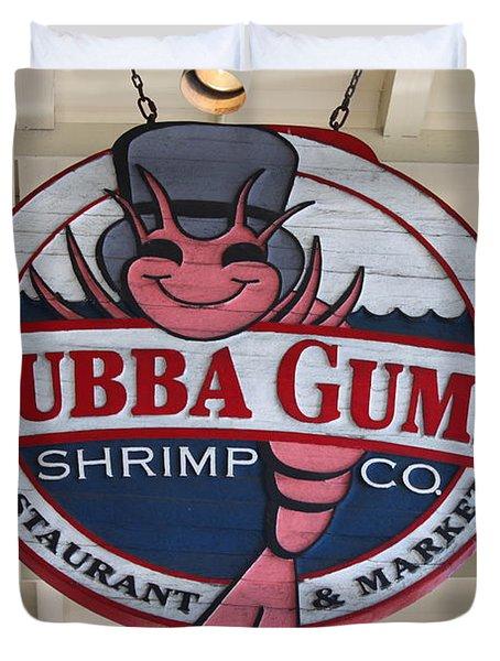 Bubba Gump Shrimp Co. Duvet Cover