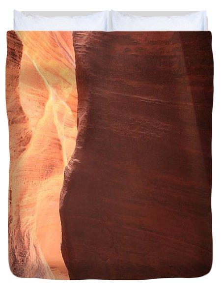 Buckskin Light Duvet Cover