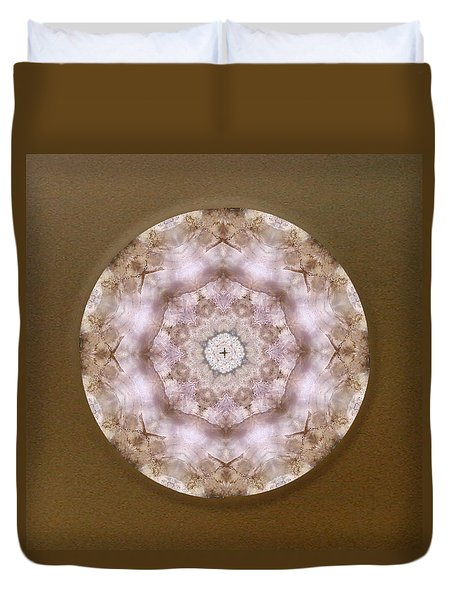 Buddha Blessing Duvet Cover