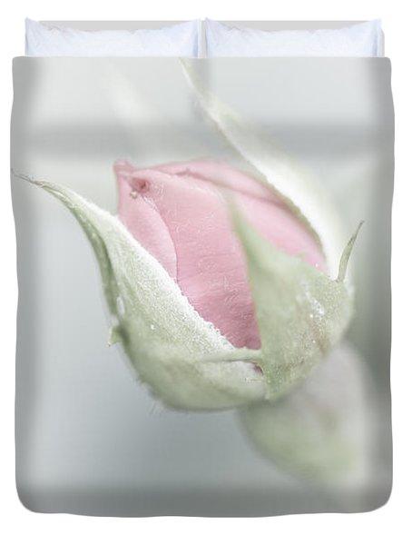 Budding Beauty Duvet Cover
