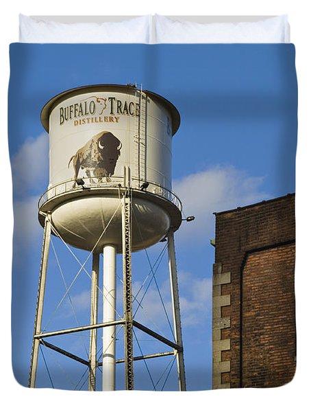 Buffalo Trace - D008739a Duvet Cover