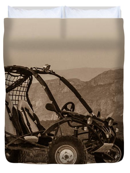 Buggy Duvet Cover