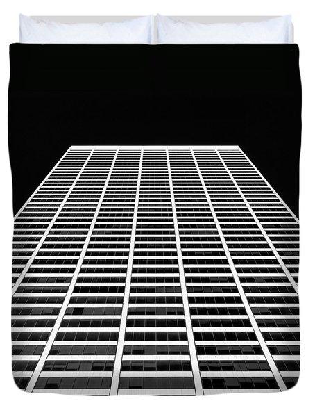 Building Blocks Duvet Cover