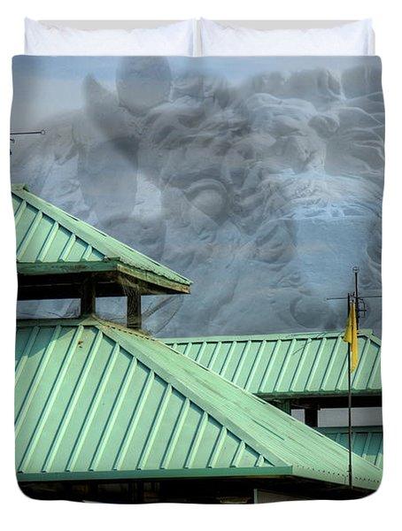 Bull Market Duvet Cover