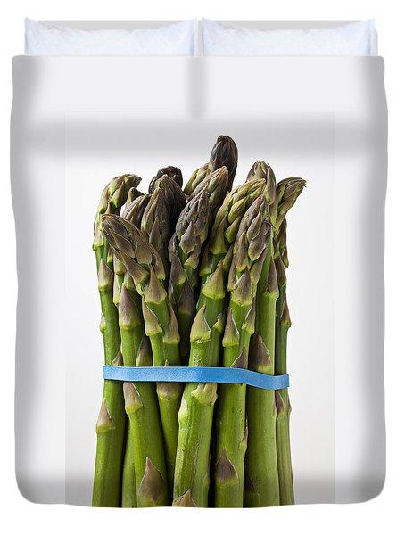 Bunch Of Asparagus  Duvet Cover