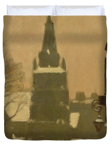 Bunhill Row Duvet Cover