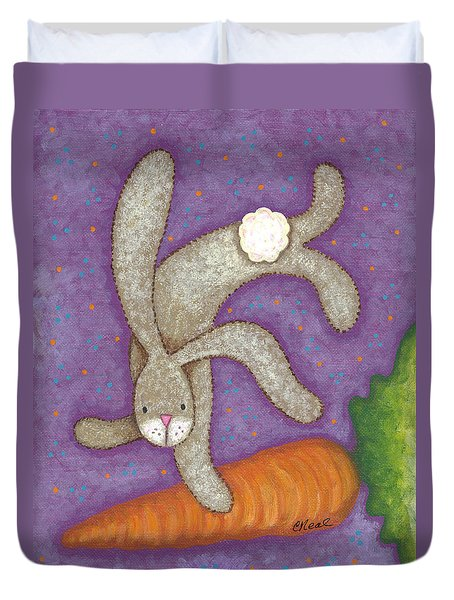 Bunny Bliss Duvet Cover