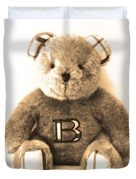Burberry Bear Duvet Cover