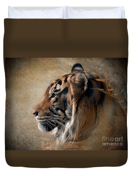 Burning Bright Duvet Cover