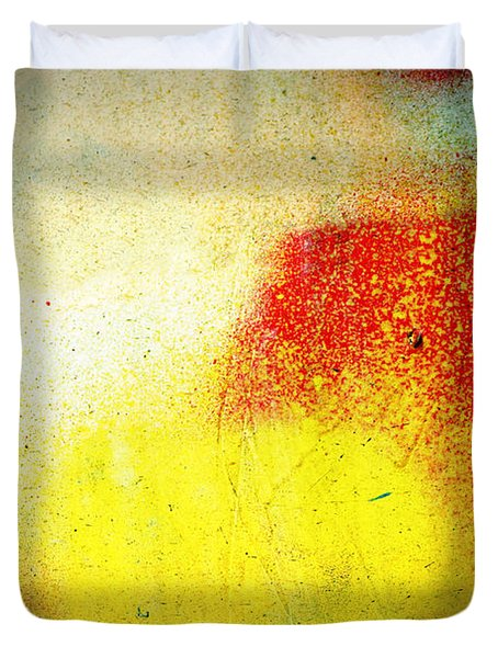 Burst Duvet Cover by Leanna Lomanski