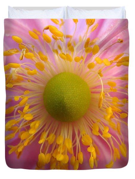 Windflower Duvet Cover by Cheryl Hoyle