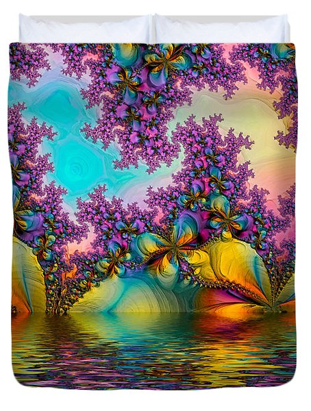 Butterfllies 3 Duvet Cover by Alexandru Bucovineanu