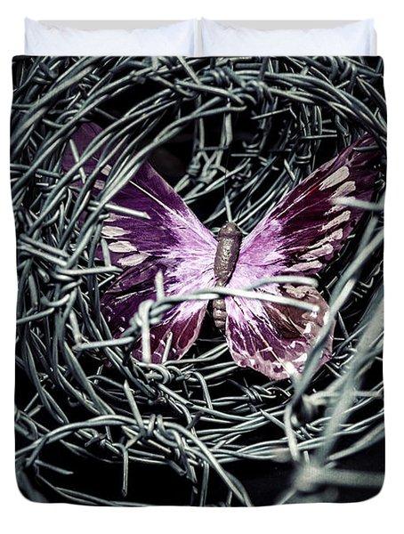 Butterfly Duvet Cover by Joana Kruse