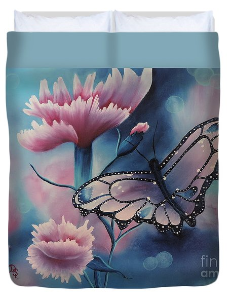 Butterfly Series 6 Duvet Cover