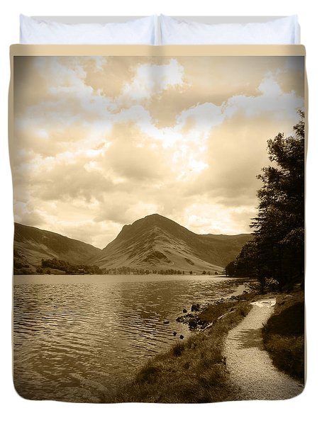 Buttermere Bright Sky Duvet Cover