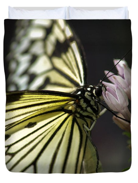 Butteryfly Duvet Cover