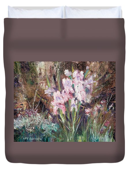 By The Side Of The Road Duvet Cover by Lee Beuther