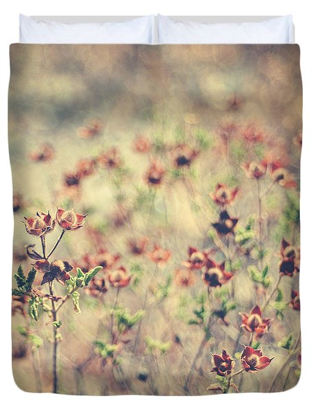 By Your Side Duvet Cover by Taylan Apukovska