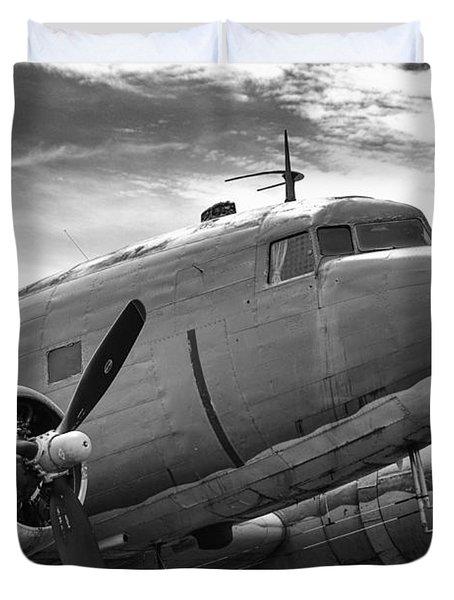 C-47 Skytrain Duvet Cover