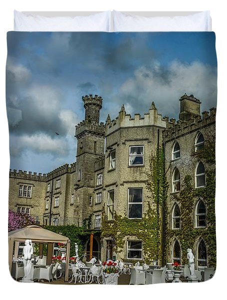 Cabra Castle - Ireland Duvet Cover