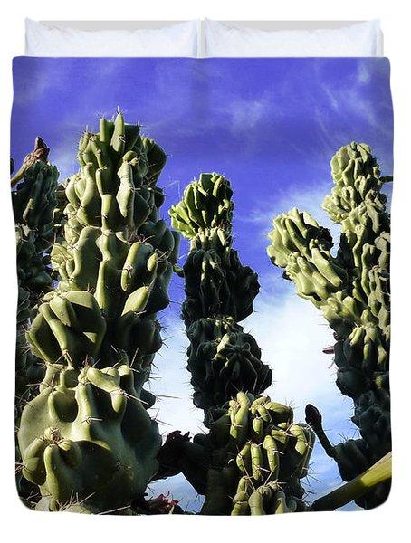 Cactus 2 Duvet Cover