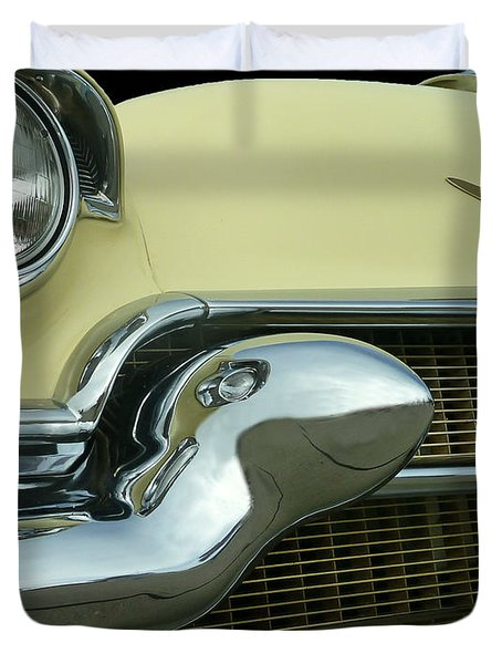 Caddy Classic Yellow-1 Duvet Cover