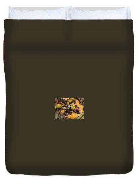 Caffiene Duvet Cover