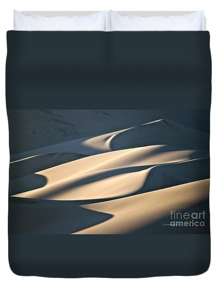 Cake Frosting Duvet Cover by Michael Cinnamond