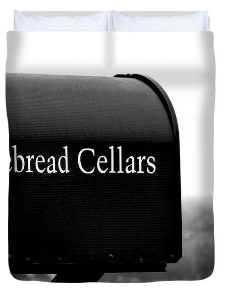 Cakebread Cellars Duvet Cover