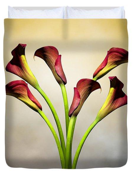 Cala Lily 5 Duvet Cover