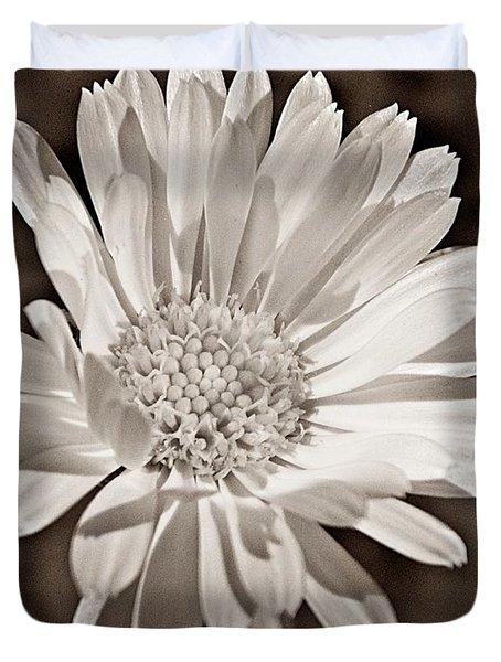 Calendula Duvet Cover by Chris Berry