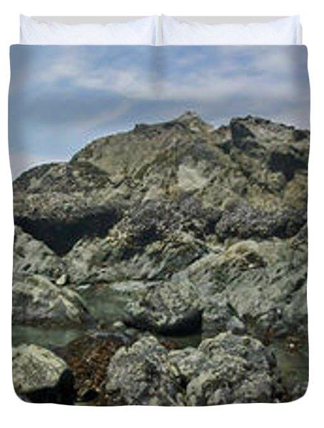 California Beach 2 Duvet Cover