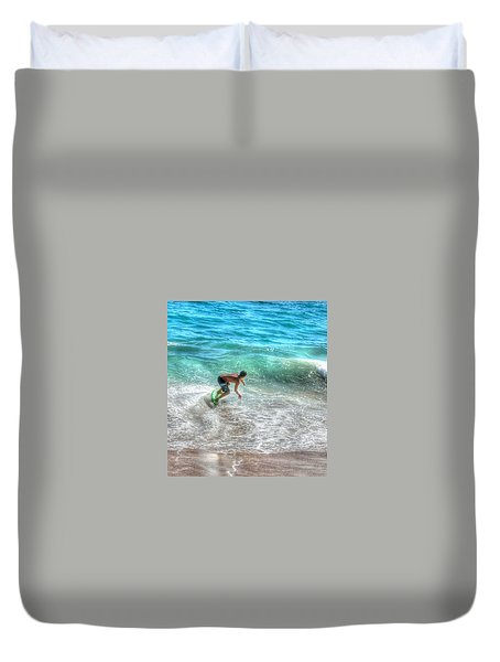 California Boogie Duvet Cover