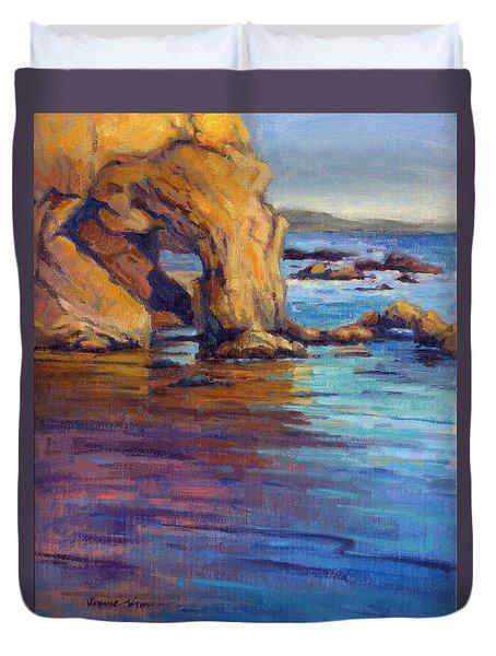 California Cruising 6 / El Matador Duvet Cover