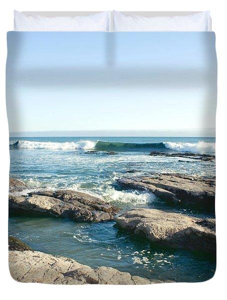 California Surf Duvet Cover