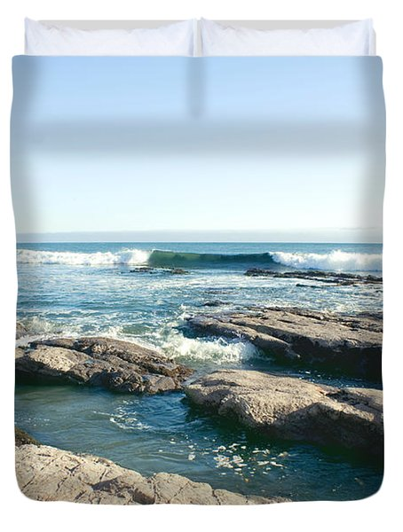 California Surf Duvet Cover