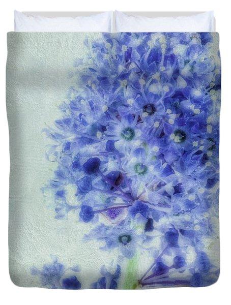 Californian Blue Duvet Cover by John Edwards