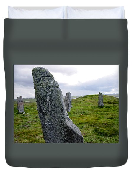 Callanish 3 Duvet Cover