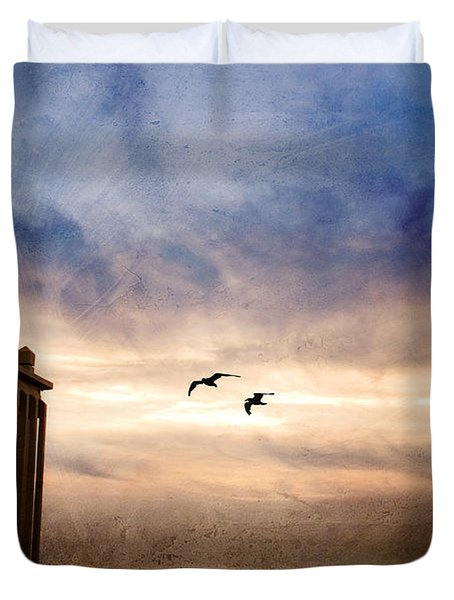 Calm Duvet Cover