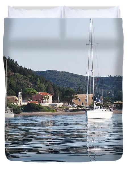 Calm Sea 2 Duvet Cover