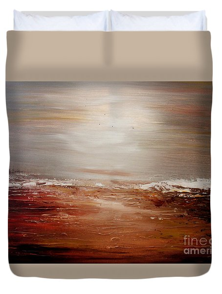 Calm Waves Duvet Cover