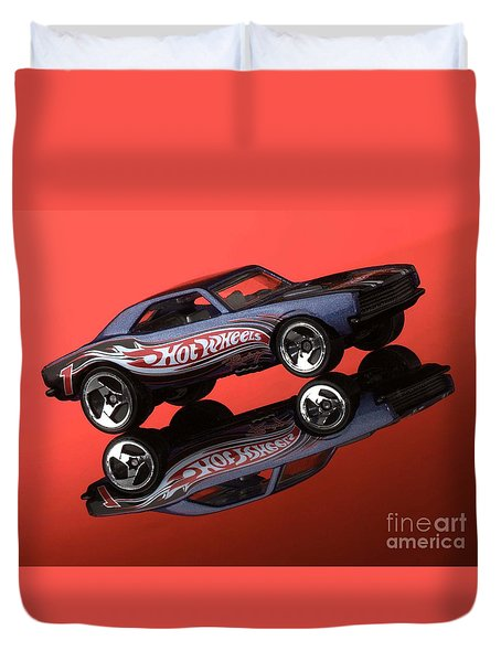 Camaro4-2 Duvet Cover by Gary Gingrich Galleries
