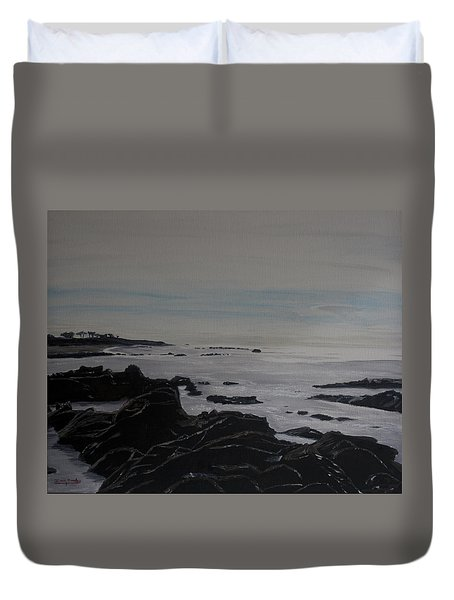 Cambria Tidal Pools Duvet Cover